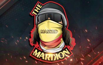 The Masked Marikon is Here