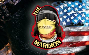 The Masked Marikon PodCast is Here