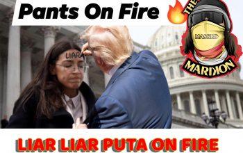 Liar, Liar Pu+a on Fire