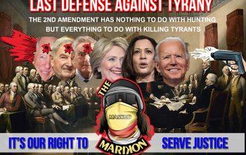 2nd Amendment True Purpose is to Kill Tyrants