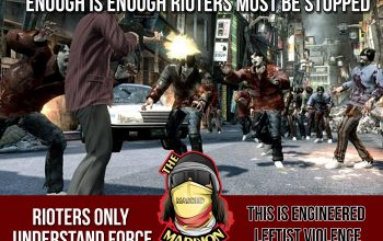 Time To End the Rioters