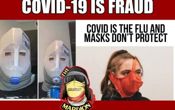 Masks Don't Protect Anyone and Covid is Just the Flu