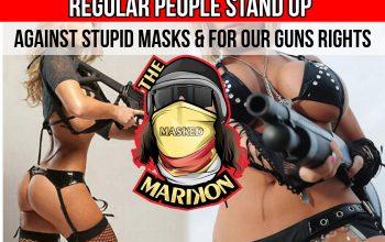 Anti Mask is Pro Freedom