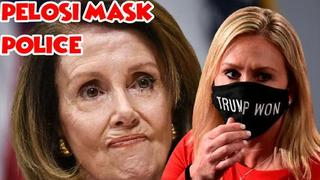 Pelosi Should be Hung for This Mask Policy