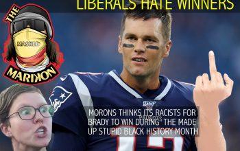 The Left Hates Tom Brady