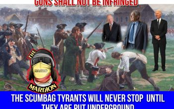 Owning Guns Is A Right Government is Forbidden to Infringe On