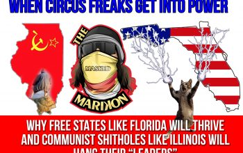 Comparing The Free State of Florida to the Crap that is Illinois