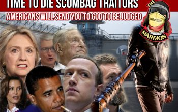 Why The Traitors Must Cease to Exist