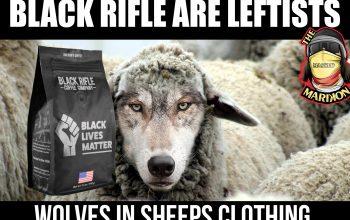 Black Rifle Coffee Traitors