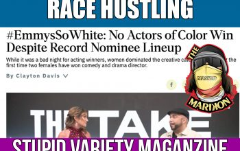 Emmy's are Race Hustling Again
